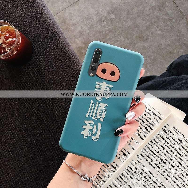 Kuori Huawei P20 Pro, Kuoret Huawei P20 Pro, Kotelo Huawei P20 Pro Suuntaus Ultra Puhelimen Valo Uus
