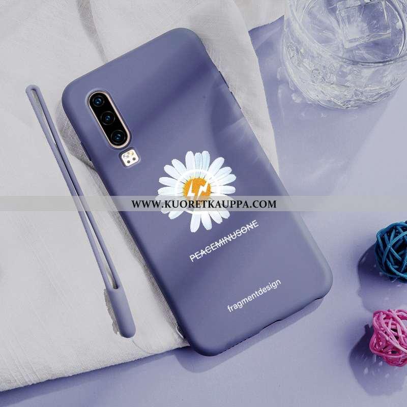 Kuori Huawei P30, Kuoret Huawei P30, Kotelo Huawei P30 Suojaus Persoonallisuus Yksinkertainen Luova
