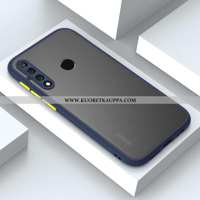 Kuori Huawei P30 Lite Xl, Kuoret Huawei P30 Lite Xl, Kotelo Huawei P30 Lite Xl Pesty Suede Ihana Vaa