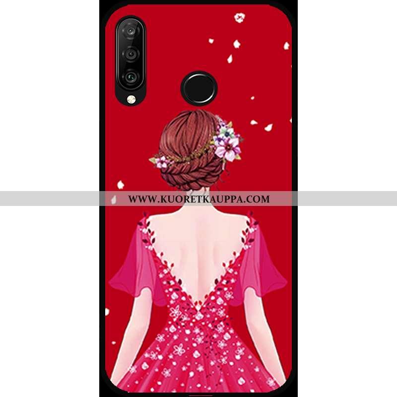 Kuori Huawei P30 Lite Xl, Kuoret Huawei P30 Lite Xl, Kotelo Huawei P30 Lite Xl Suuntaus Puhelimen Pu