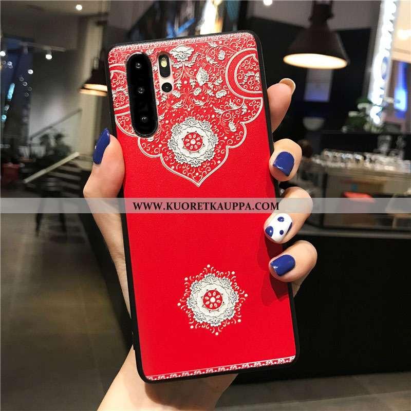 Kuori Huawei P30 Pro, Kuoret Huawei P30 Pro, Kotelo Huawei P30 Pro Pehmeä Neste Pesty Suede Kiinalai