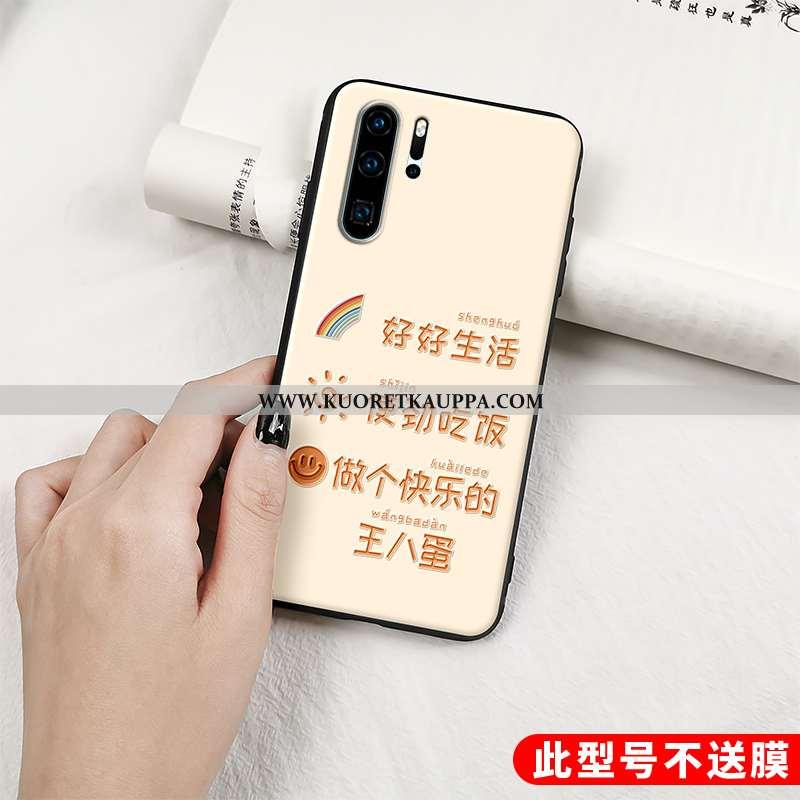 Kuori Huawei P30 Pro, Kuoret Huawei P30 Pro, Kotelo Huawei P30 Pro Pehmeä Neste Silikoni Net Red Pes