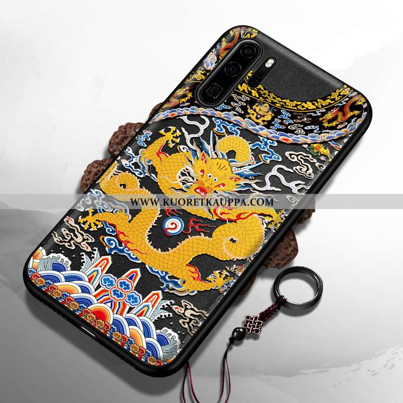 Kuori Huawei P30 Pro, Kuoret Huawei P30 Pro, Kotelo Huawei P30 Pro Suojaus Kohokuviointi Puhelimen Y