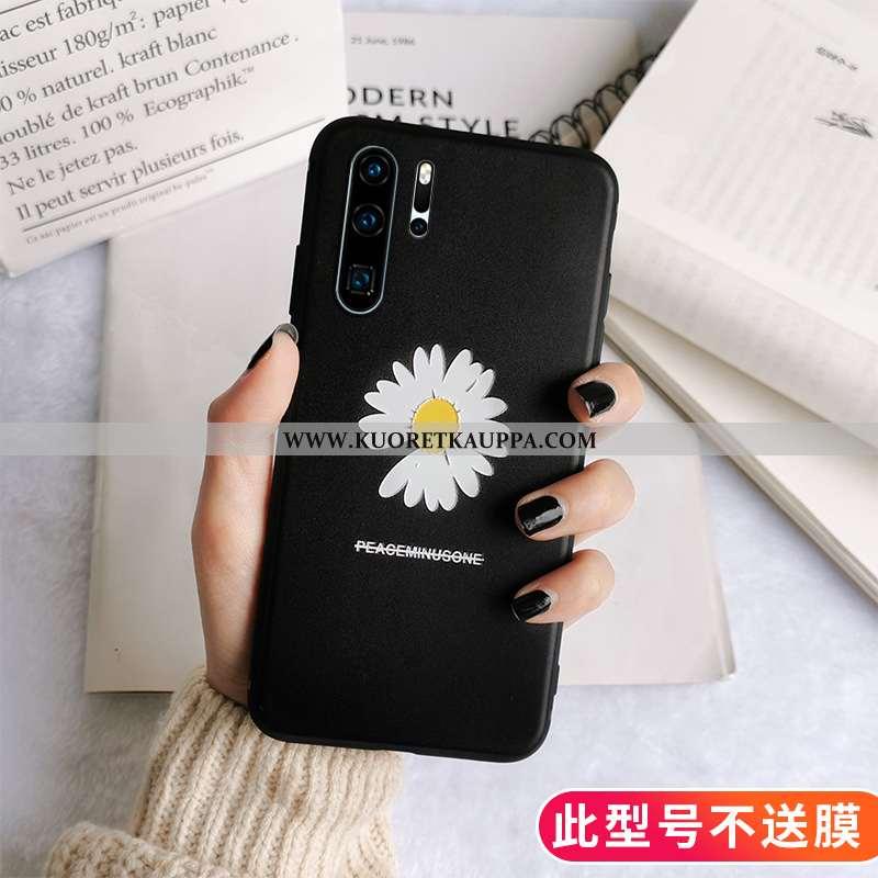 Kuori Huawei P30 Pro, Kuoret Huawei P30 Pro, Kotelo Huawei P30 Pro Suuntaus Pehmeä Neste Puhelimen S