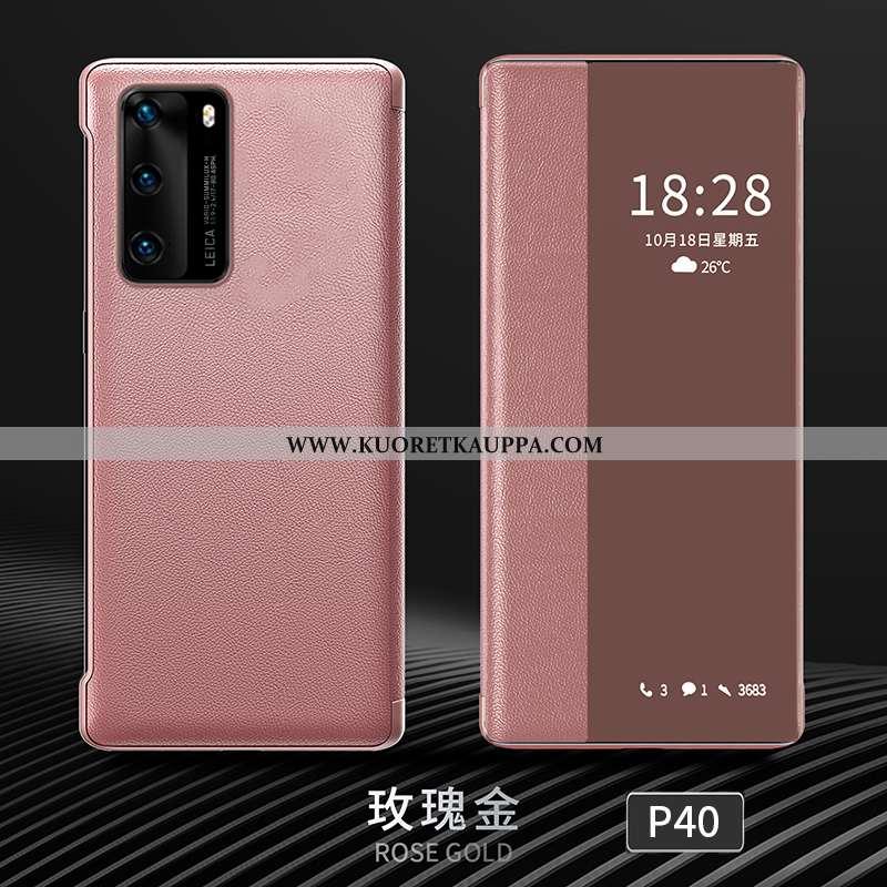 Kuori Huawei P40, Kuoret Huawei P40, Kotelo Huawei P40 Nahkakuori Persoonallisuus Horrostila All Inc