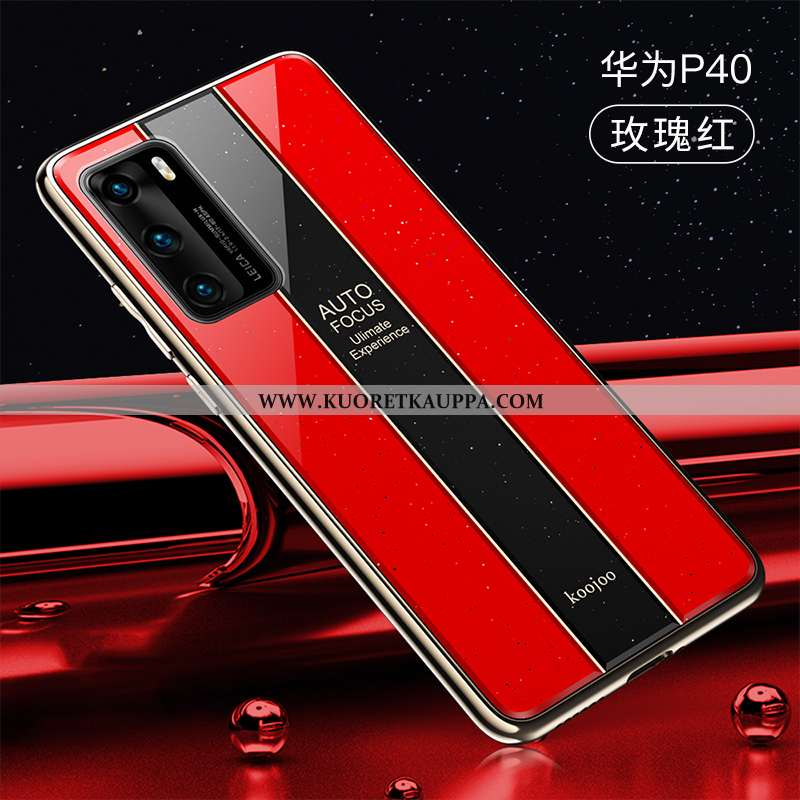 Kuori Huawei P40, Kuoret Huawei P40, Kotelo Huawei P40 Persoonallisuus Luova Net Red All Inclusive S