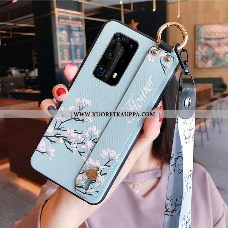 Kuori Huawei P40, Kuoret Huawei P40, Kotelo Huawei P40 Ripustettavat Koristeet Persoonallisuus Silik