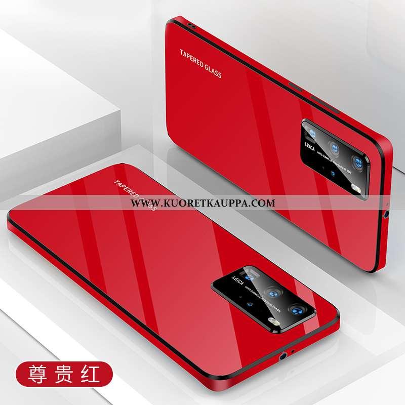 Kuori Huawei P40, Kuoret Huawei P40, Kotelo Huawei P40 Ultra Valo Rakastunut Murtumaton Yksinkertain