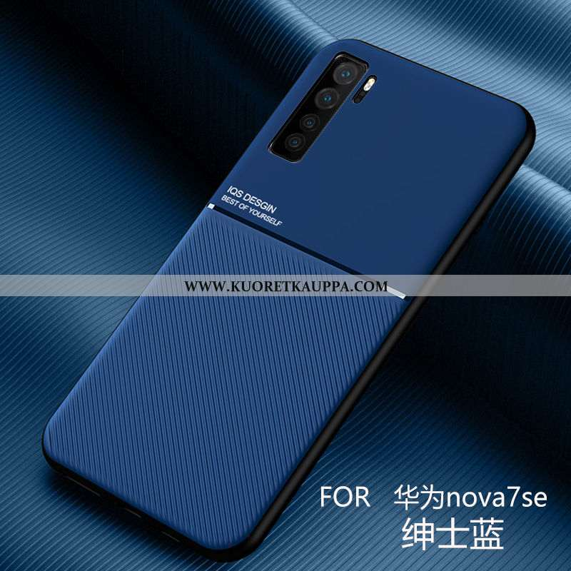 Kuori Huawei P40 Lite 5g, Kuoret Huawei P40 Lite 5g, Kotelo Huawei P40 Lite 5g Kukkakuvio Pehmeä Nes