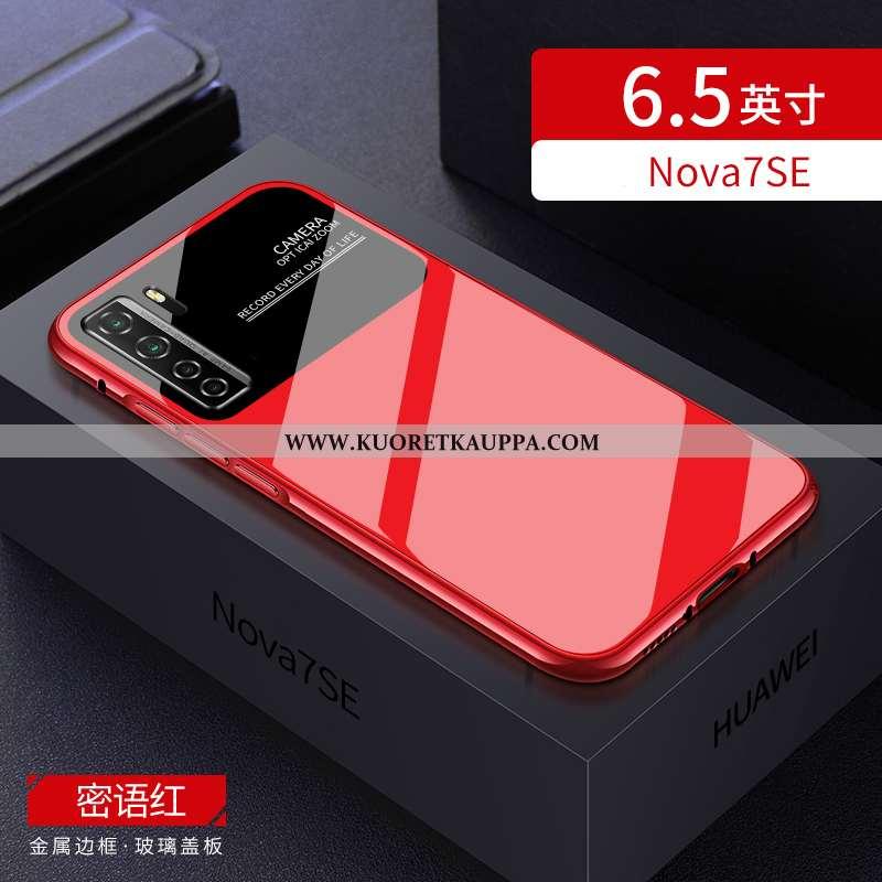 Kuori Huawei P40 Lite 5g, Kuoret Huawei P40 Lite 5g, Kotelo Huawei P40 Lite 5g Lasi Persoonallisuus