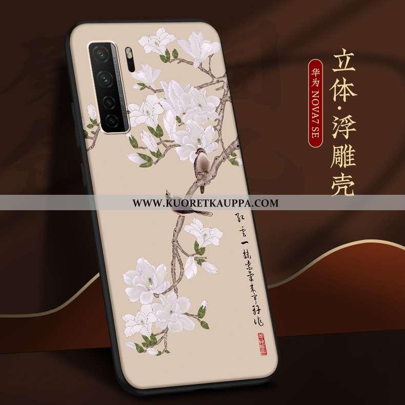 Kuori Huawei P40 Lite 5g, Kuoret Huawei P40 Lite 5g, Kotelo Huawei P40 Lite 5g Pehmeä Neste Valo Uus