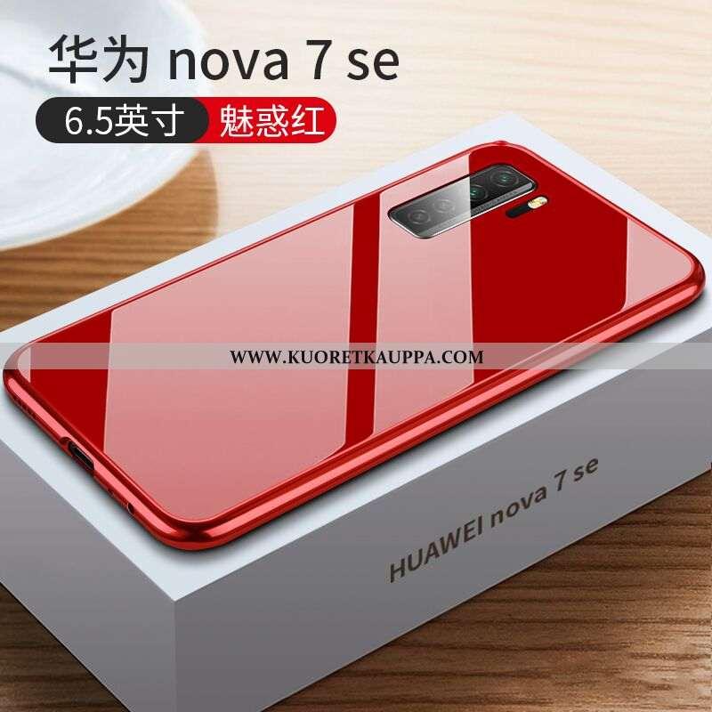 Kuori Huawei P40 Lite 5g, Kuoret Huawei P40 Lite 5g, Kotelo Huawei P40 Lite 5g Suojaus Lasi All Incl