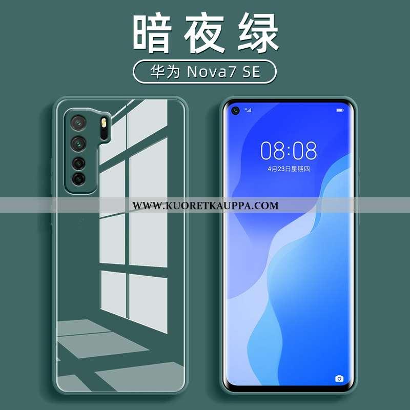 Kuori Huawei P40 Lite 5g, Kuoret Huawei P40 Lite 5g, Kotelo Huawei P40 Lite 5g Suojaus Lasi Kiinteä