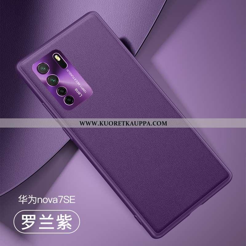 Kuori Huawei P40 Lite 5g, Kuoret Huawei P40 Lite 5g, Kotelo Huawei P40 Lite 5g Tila Pesty Suede Pers