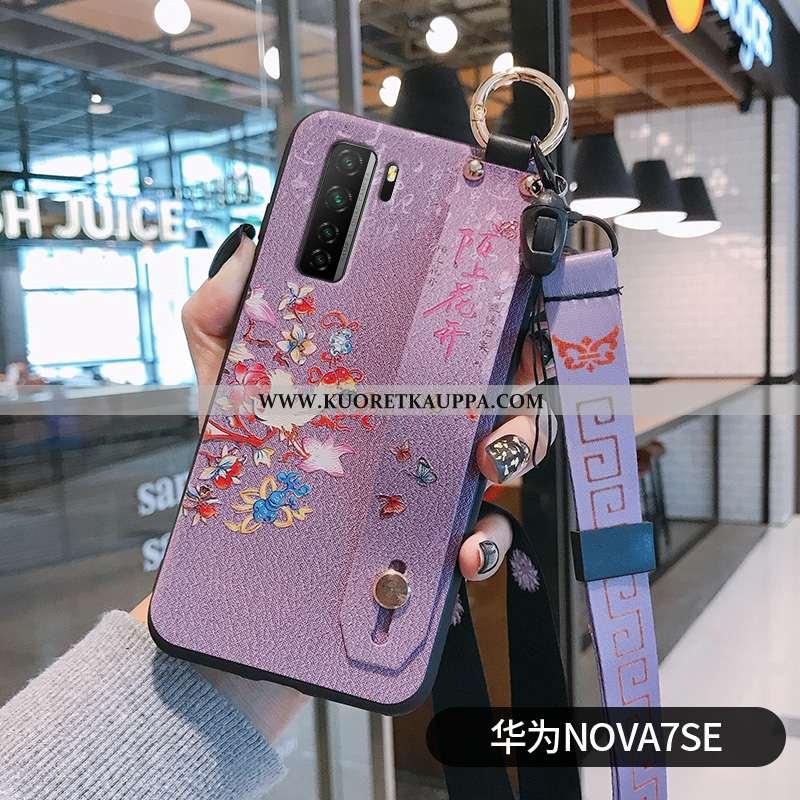 Kuori Huawei P40 Lite 5g, Kuoret Huawei P40 Lite 5g, Kotelo Huawei P40 Lite 5g Vuosikerta Pehmeä Nes