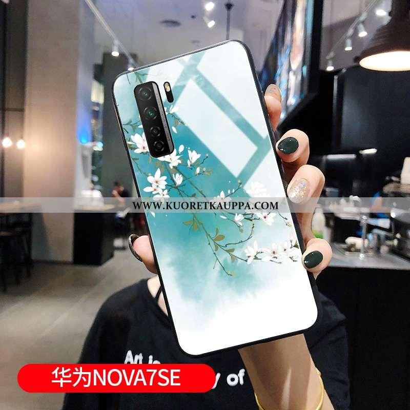 Kuori Huawei P40 Lite 5g, Kuoret Huawei P40 Lite 5g, Kotelo Huawei P40 Lite 5g Vuosikerta Silikoni L