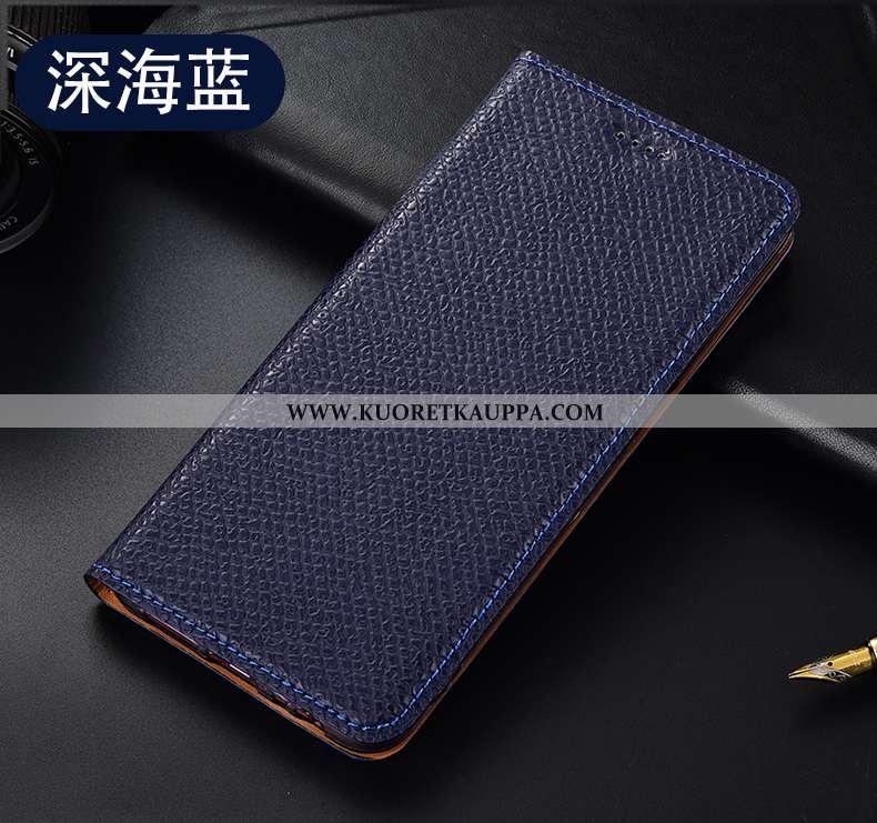 Kuori Huawei P40 Lite E, Kuoret Huawei P40 Lite E, Kotelo Huawei P40 Lite E Nahkakuori Kukkakuvio Al