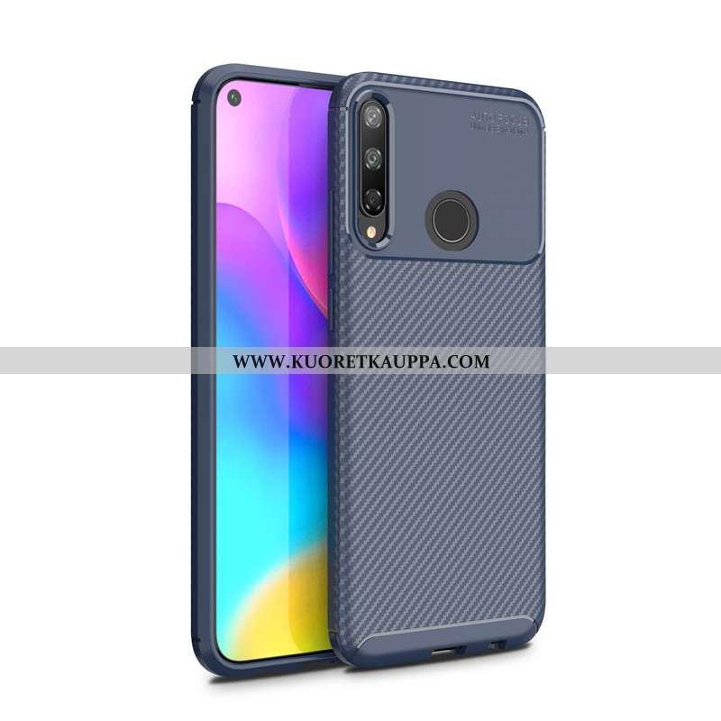 Kuori Huawei P40 Lite E, Kuoret Huawei P40 Lite E, Kotelo Huawei P40 Lite E Pesty Suede Pehmeä Neste