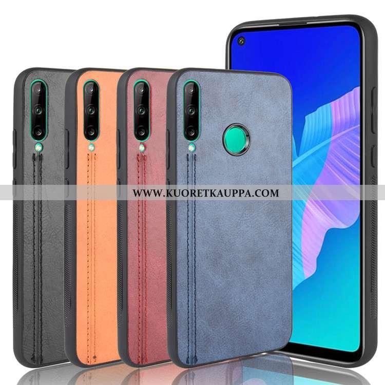 Kuori Huawei P40 Lite E, Kuoret Huawei P40 Lite E, Kotelo Huawei P40 Lite E Suojaus Nahka All Inclus