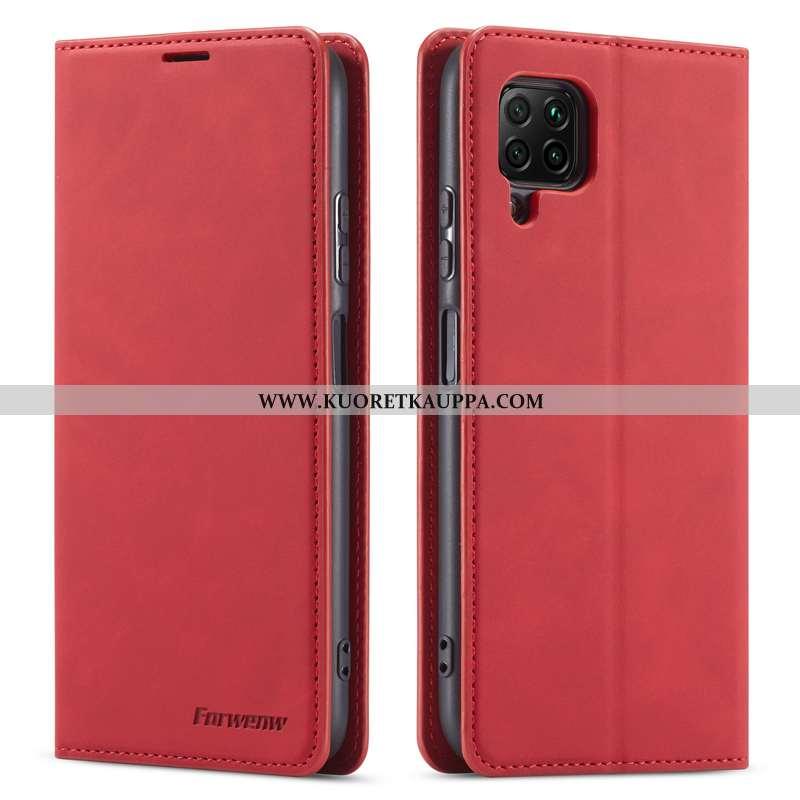 Kuori Huawei P40 Lite, Kuoret Huawei P40 Lite, Kotelo Huawei P40 Lite Aito Nahka Suojaus All Inclusi