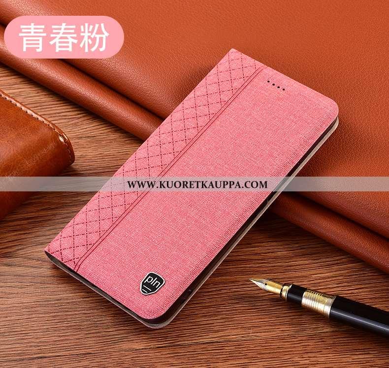 Kuori Huawei P40 Lite, Kuoret Huawei P40 Lite, Kotelo Huawei P40 Lite Nahkakuori Suojaus Murtumaton