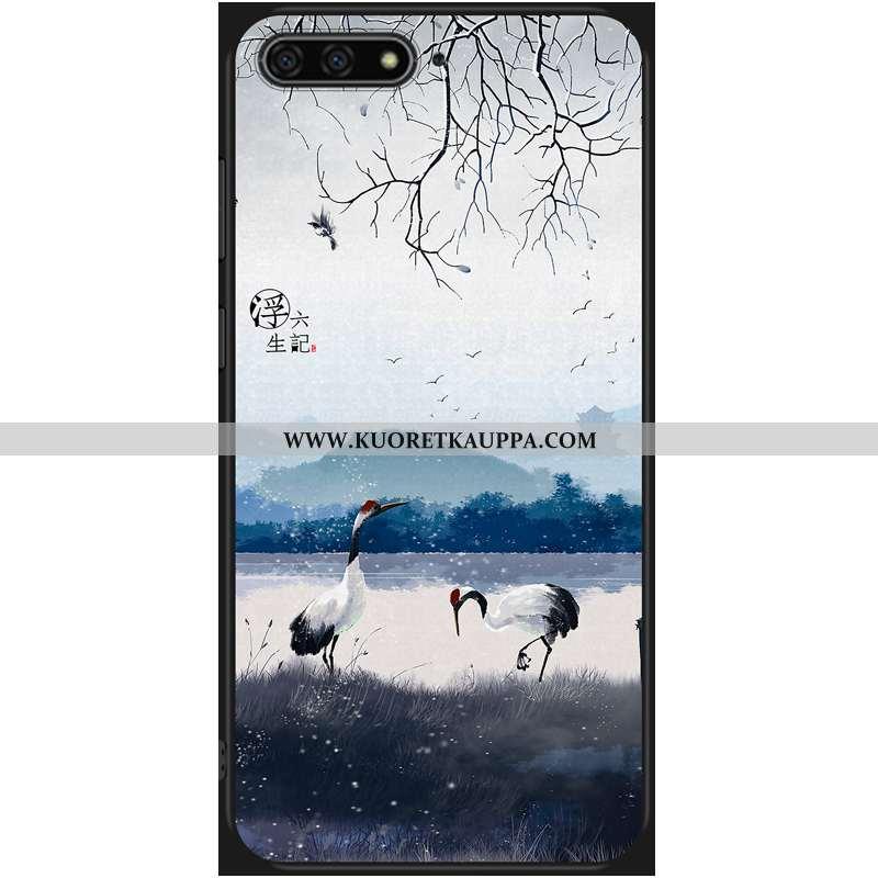 Kuori Huawei Y6 2020, Kuoret Huawei Y6 2020, Kotelo Huawei Y6 2020 Pehmeä Neste Suojaus Murtumaton S