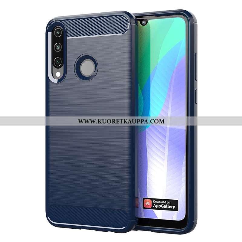 Kuori Huawei Y6p, Kuoret Huawei Y6p, Kotelo Huawei Y6p Kukkakuvio Pehmeä Neste Kiinteä Väri Murtumat