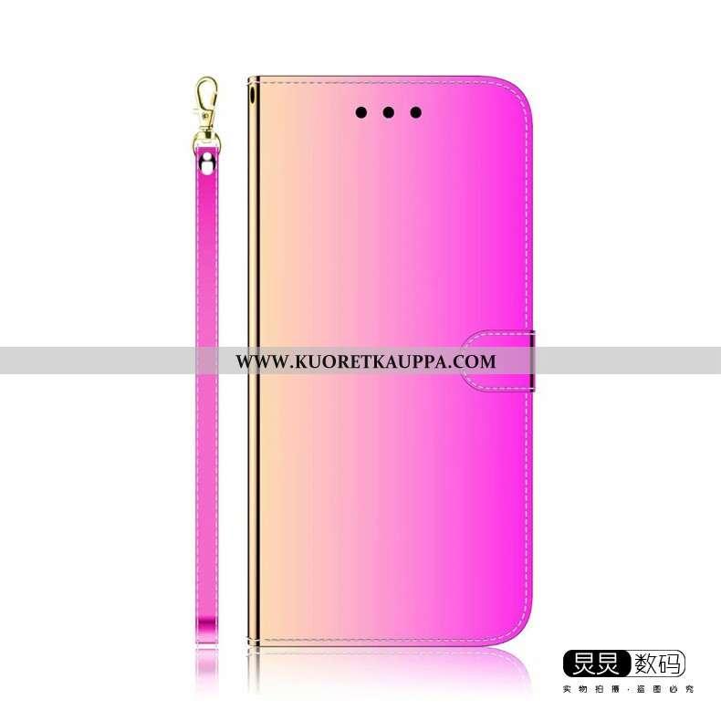Kuori Huawei Y6p, Kuoret Huawei Y6p, Kotelo Huawei Y6p Persoonallisuus Luova Violetti Suojaus Puheli
