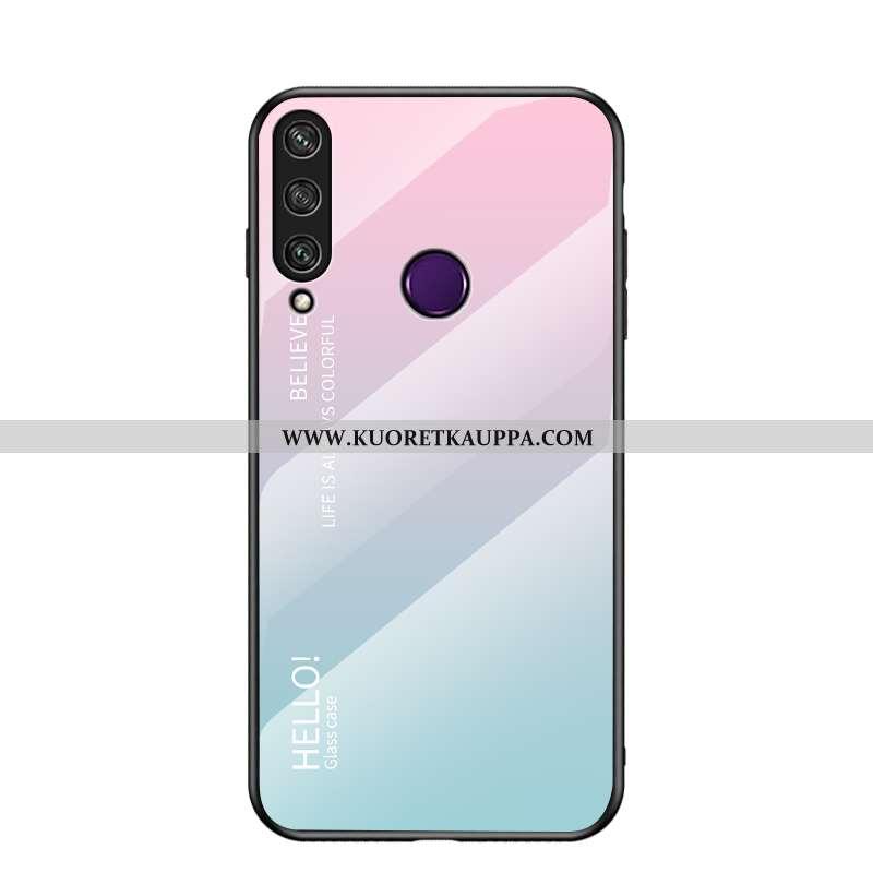Kuori Huawei Y6p, Kuoret Huawei Y6p, Kotelo Huawei Y6p Tila Suuntaus Lasi Kova Pehmeä Neste Väri