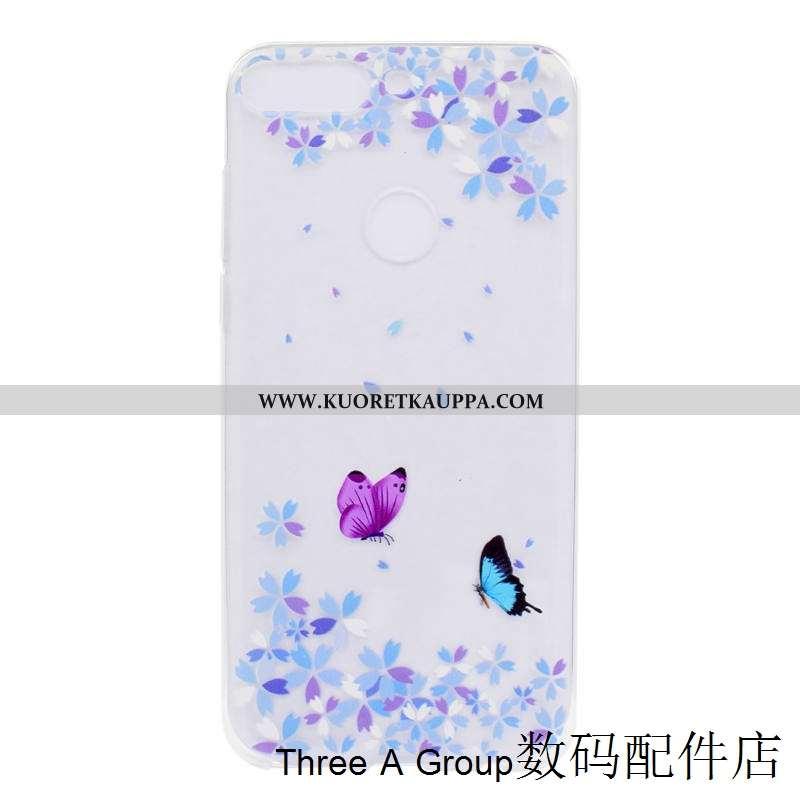 Kuori Huawei Y7 2020, Kuoret Huawei Y7 2020, Kotelo Huawei Y7 2020 Pehmeä Neste Silikoni Suojaus All