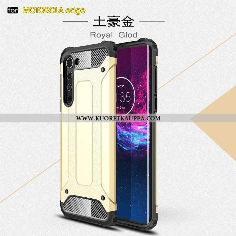 Kuori Motorola Edge, Kuoret Motorola Edge, Kotelo Motorola Edge Murtumaton Kolme Puolustusta Kova Ku