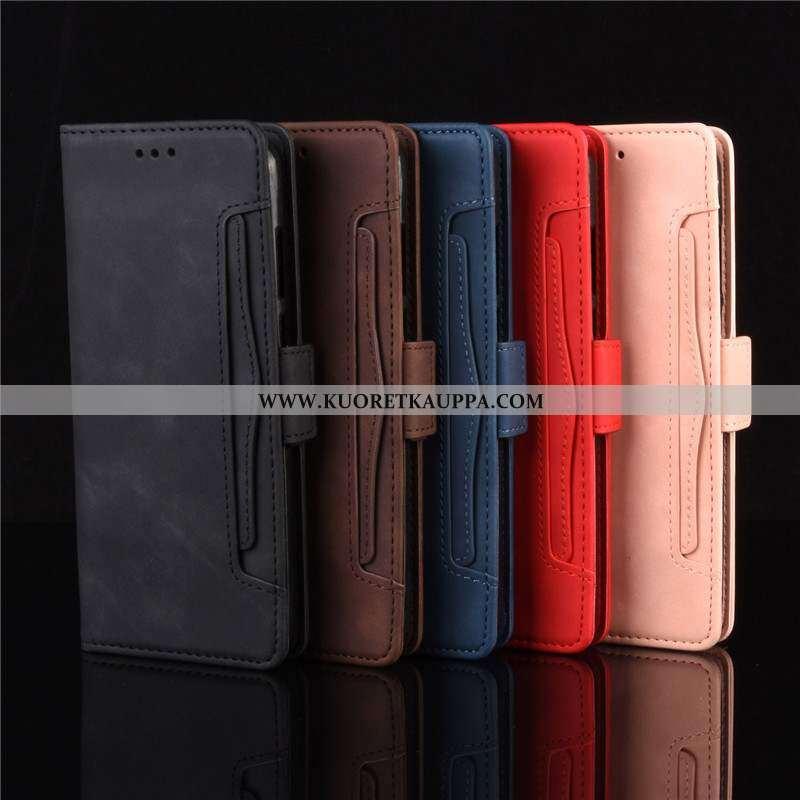 Kuori Motorola One Hyper, Kuoret Motorola One Hyper, Kotelo Motorola One Hyper Suojaus Nahkakuori Pu
