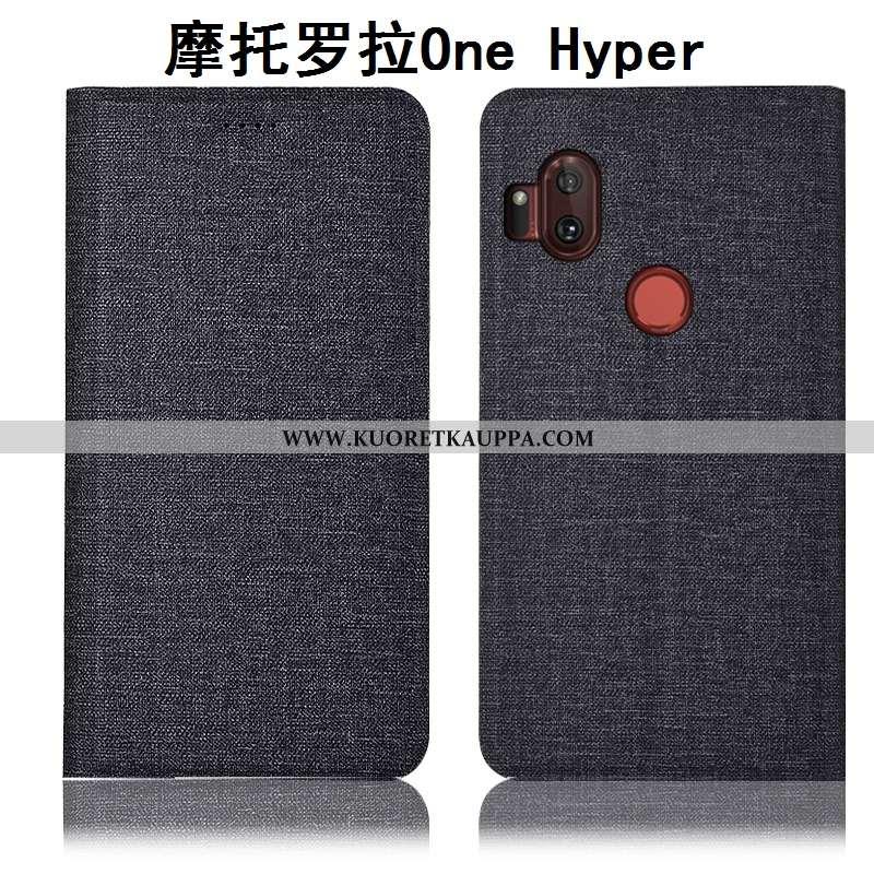 Kuori Motorola One Hyper, Kuoret Motorola One Hyper, Kotelo Motorola One Hyper Suojaus Puhelimen Mus