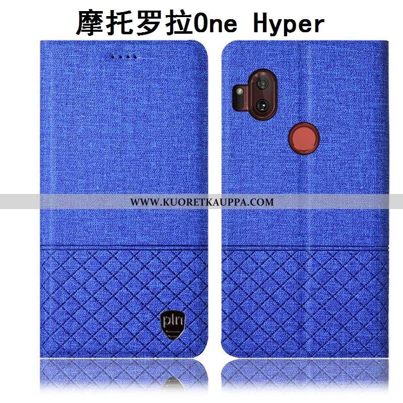 Kuori Motorola One Hyper, Kuoret Motorola One Hyper, Kotelo Motorola One Hyper Suojaus Puuvilla Puhe