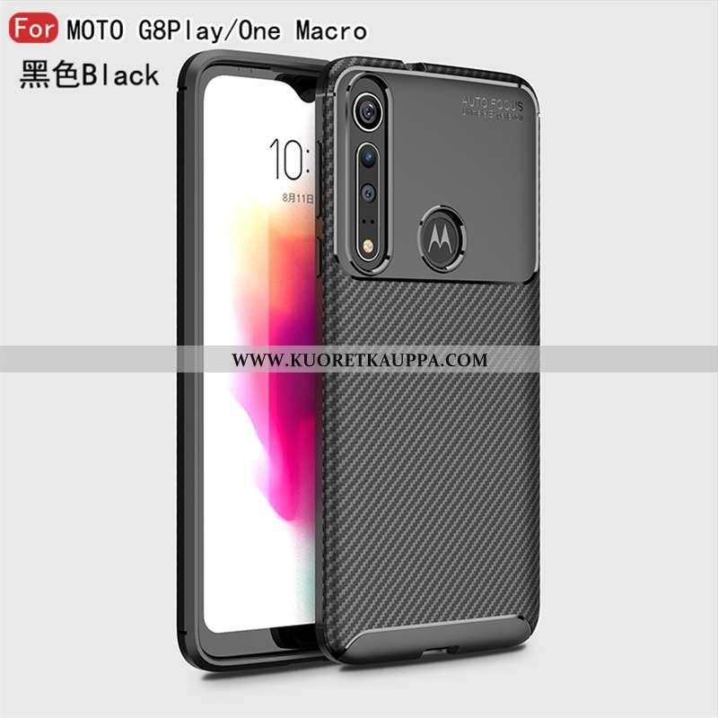 Kuori Motorola One Macro, Kuoret Motorola One Macro, Kotelo Motorola One Macro Suojaus Nahka Tähti K