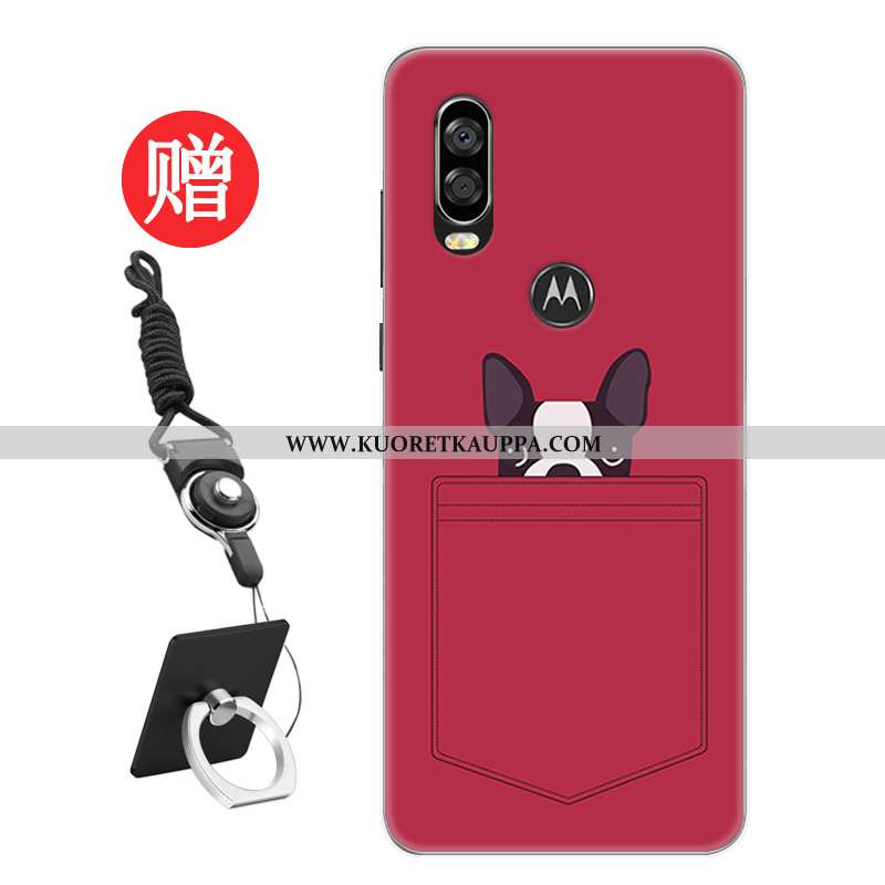 Kuori Motorola One Vision, Kuoret Motorola One Vision, Kotelo Motorola One Vision Suojaus Persoonall