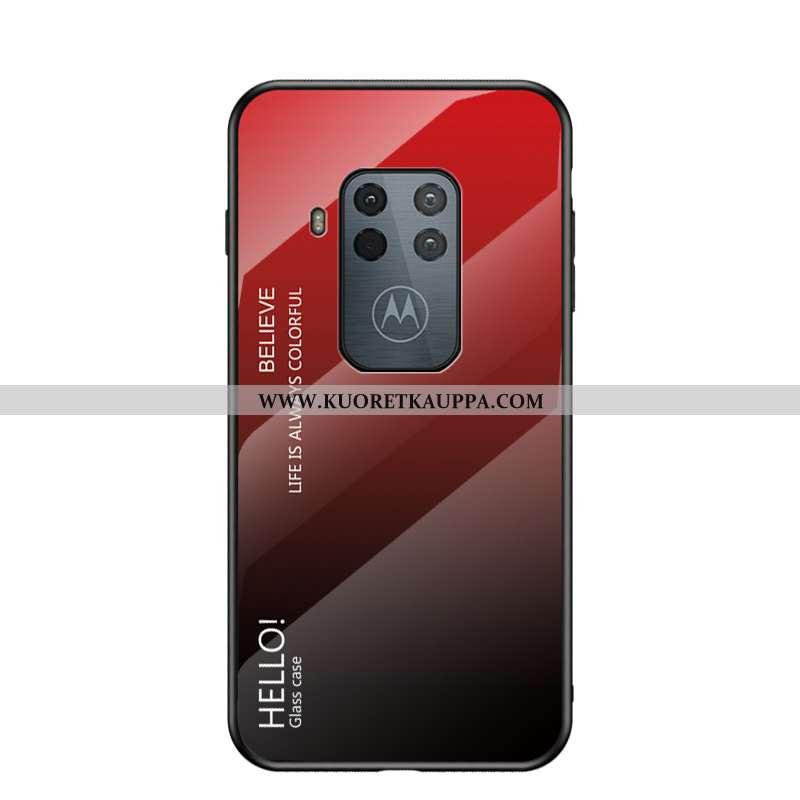 Kuori Motorola One Zoom, Kuoret Motorola One Zoom, Kotelo Motorola One Zoom Lasi Suuntaus Kaltevuus
