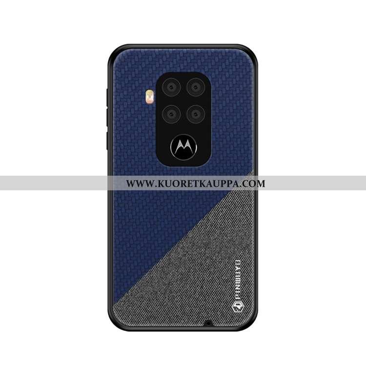 Kuori Motorola One Zoom, Kuoret Motorola One Zoom, Kotelo Motorola One Zoom Valo Kukkakuvio Puhelime