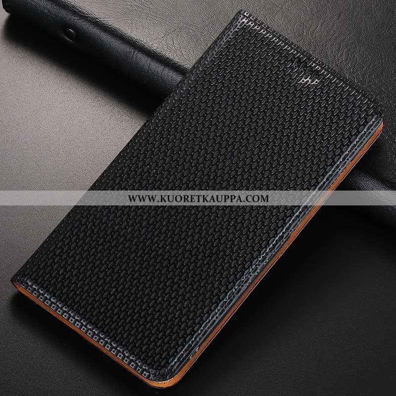 Kuori Nokia 1 Plus, Kuoret Nokia 1 Plus, Kotelo Nokia 1 Plus Aito Nahka Kukkakuvio Suojaus Murtumato