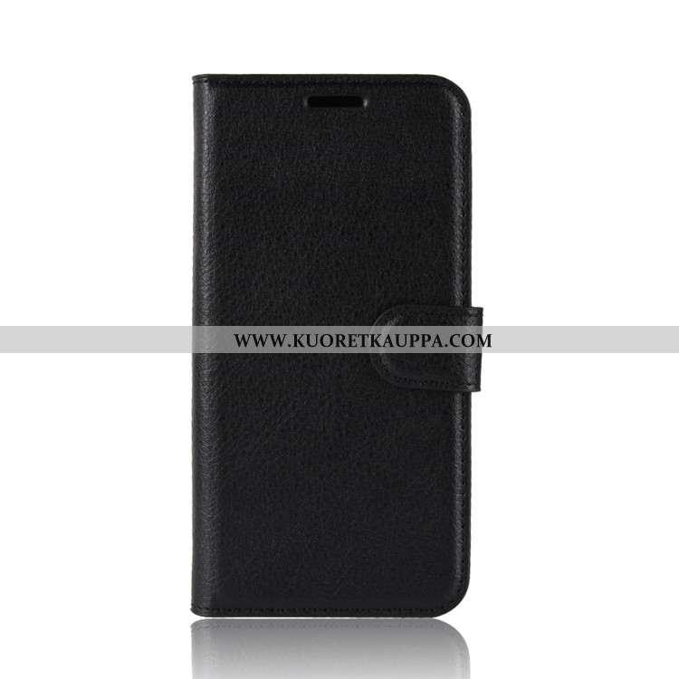 Kuori Nokia 2.1, Kuoret Nokia 2.1, Kotelo Nokia 2.1 Suojaus Nahkakuori Puhelimen Mustat