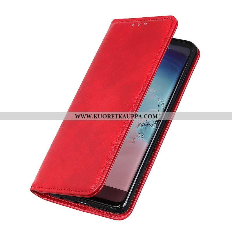 Kuori Nokia 2.3, Kuoret Nokia 2.3, Kotelo Nokia 2.3 Kukkakuvio Puhelimen Punainen Magneettinen