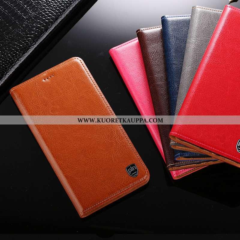 Kuori Nokia 5.1 Plus, Kuoret Nokia 5.1 Plus, Kotelo Nokia 5.1 Plus Nahkakuori Suojaus Puhelimen Rusk