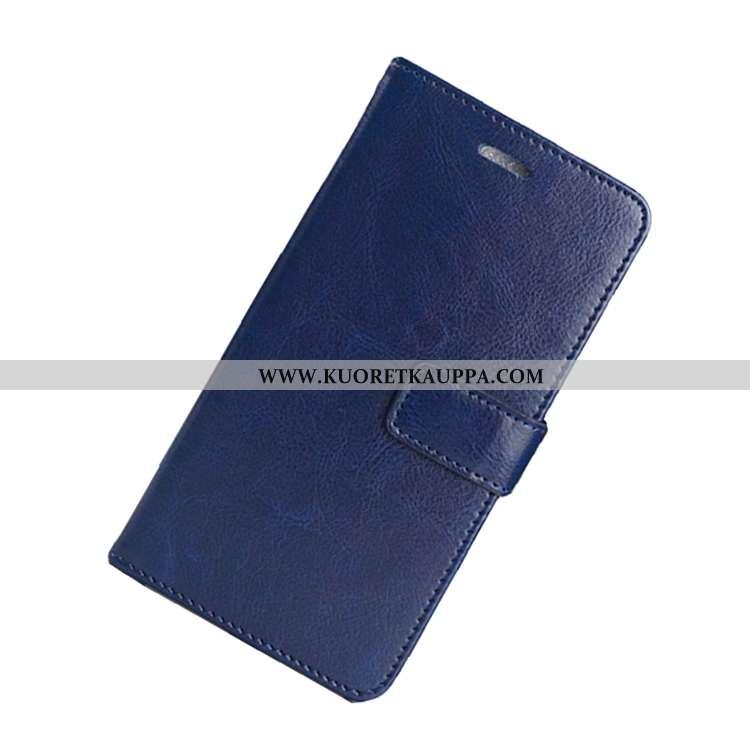 Kuori Nokia 6.1, Kuoret Nokia 6.1, Kotelo Nokia 6.1 Suojaus Nahkakuori Simpukka Karkaisu All Inclusi