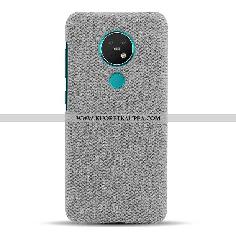 Kuori Nokia 6.2, Kuoret Nokia 6.2, Kotelo Nokia 6.2 Valo Suojaus Puhelimen Yksinkertainen Harmaa