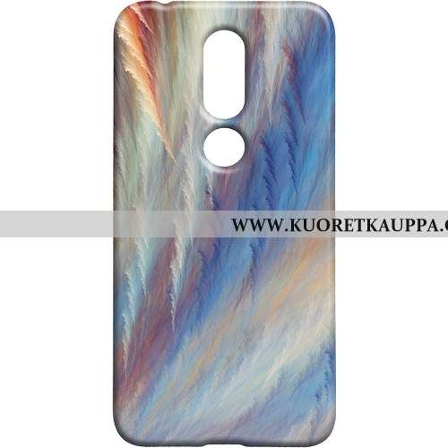 Kuori Nokia 7.1, Kuoret Nokia 7.1, Kotelo Nokia 7.1 Persoonallisuus Luova Puhelimen Suojaus Väri