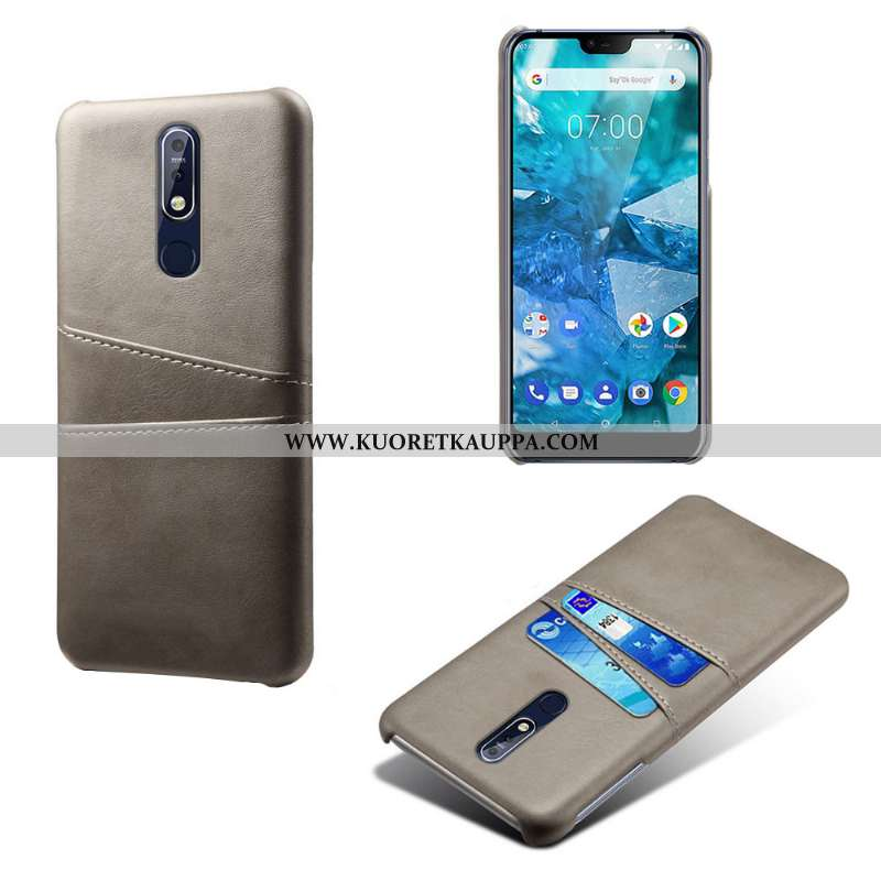 Kuori Nokia 7.1, Kuoret Nokia 7.1, Kotelo Nokia 7.1 Persoonallisuus Vuosikerta Puhelimen Murtumaton