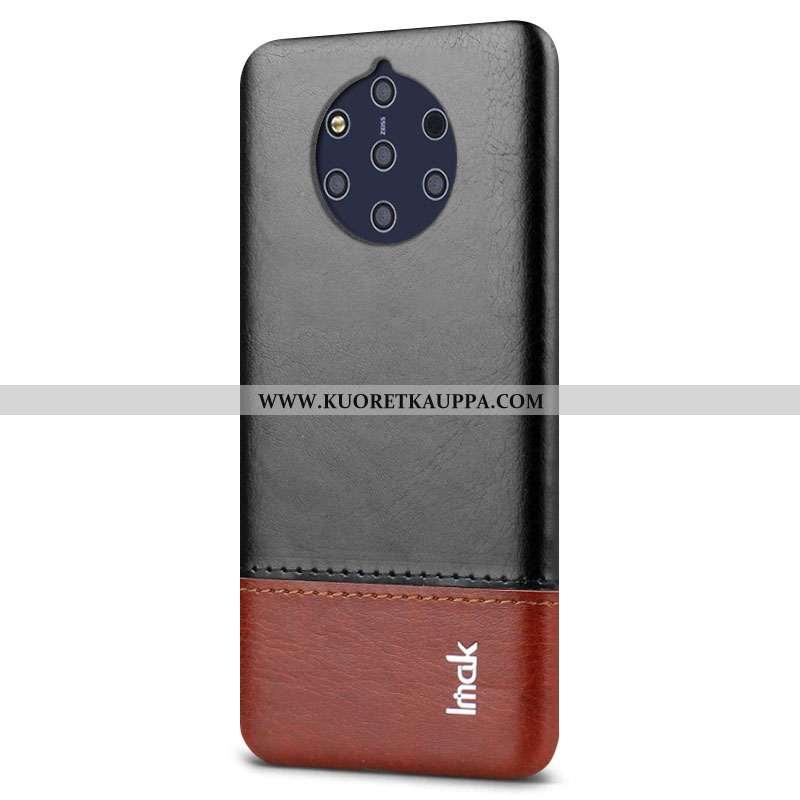 Kuori Nokia 9 Pureview, Kuoret Nokia 9 Pureview, Kotelo Nokia 9 Pureview Persoonallisuus Nahka Puhel