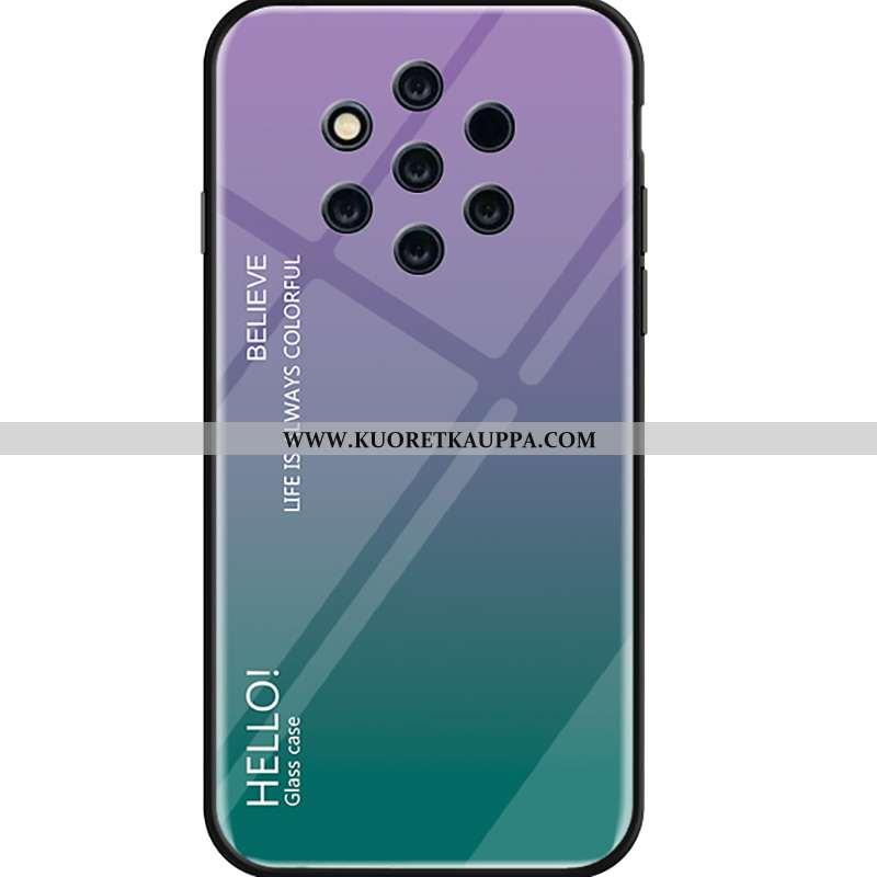 Kuori Nokia 9 Pureview, Kuoret Nokia 9 Pureview, Kotelo Nokia 9 Pureview Suuntaus Suojaus Lasi Kalte
