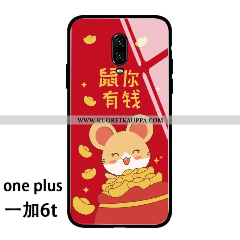Kuori Oneplus 6t, Kuoret Oneplus 6t, Kotelo Oneplus 6t Ihana Suuntaus All Inclusive Uusi Net Red Pun