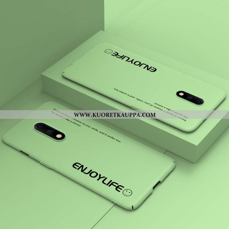Kuori Oneplus 7, Kuoret Oneplus 7, Kotelo Oneplus 7 Pesty Suede Persoonallisuus Net Red All Inclusiv